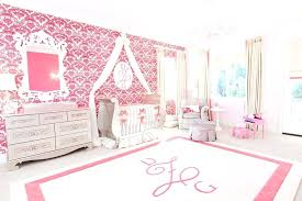 pink chandelier wallpaper traditional nursery with crown molding interior wallpaper carpet chandelier glass panel door pink pink chandelier wallpaper