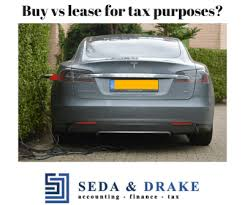 lease vs buy business vehicle lease vs buy for tax purposes