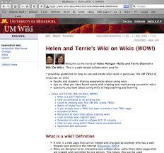 Edit Wiki Wiki