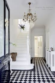 White Floor Kitchen 17 Best Ideas About Black And White Tiles On Pinterest Black And