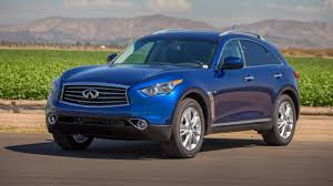 2017 INFINITI QX70 Pricing - For Sale | Edmunds