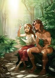 Jane and Tarzan | Animazione disney, Coppie disney e Disney ...