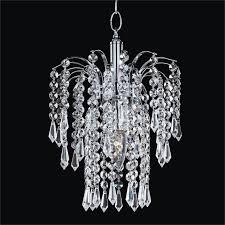 mini crystal chandelier cascade 532td9sp 7c