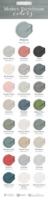 home decor plate x: freedom found and silvery moon for the house modern farm house colors inspired by chip and joanna gaines fixer upper fill your home with this color