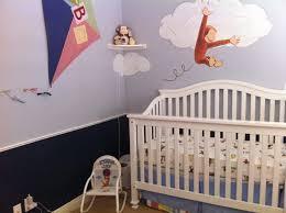 curious george nursery