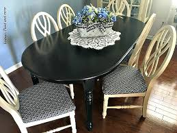 vine paint and more upcycle of a dining room tabel and chairs
