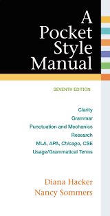 A Pocket Style Manual Clarity Grammar Punctuation And Mechanics