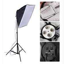 aliexpress com photography softbox light continuous lighting kit photo equipment soft photo portrait studio pvc1 6 2m background 4 lamp holder from