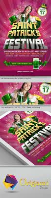best images about yes photoshop psd saint saint patricks day flyer template