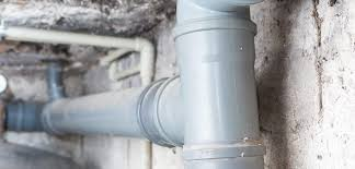 sewage backup in the basement causes