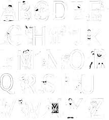 Illuminated Letters Printable Coloring Sheets Irvinecarpetcleaning