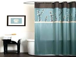modern shower curtain rod. wrap around shower curtain modern curtains image of design rod