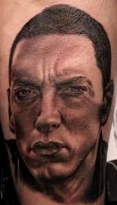 Eminem Cardinal Tattoo