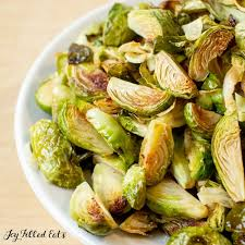 keto brussel sprouts roasted brussels
