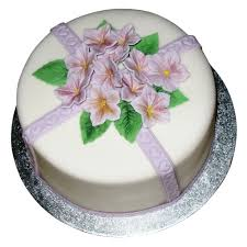 Beautiful Flower Cake Birthday Cakes For Ladies