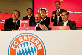 Grab yourself all three and be perfectly outfitted for any game, anywhere. Bayern Munich Headed To China For An Exhibition Match Bavarian Football Works