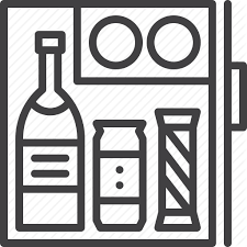 Bar, fridge, hotel, mini icon - Download on Iconfinder