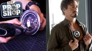 Iron Man Chest Light Diy Make An Iron Man Arc Reactor Diy Prop Shop