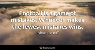 Football Quotes BrainyQuote Fascinating Best Football Quotes