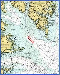 Mobjack Bay Chart Mobjack Bay