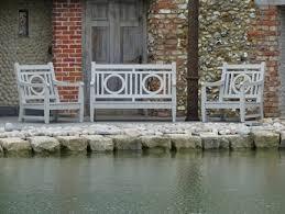 garden furniture high quality oak or