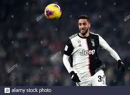 Turin, Italy - 22 January, 2020: Rodrigo Bentancur of ...
