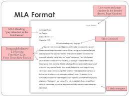 Mla Headig Mla Format Heading Mwb Online Co