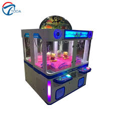 Toy Prize Vending Machine Amazing Newest Arcade Coin Operated Game Machine Prize Vending Kids Toy Claw