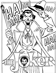 Small Picture The joker coloring pages ColoringStar