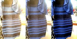 Blue And Black Dress Science