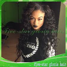 Side Part Weave Hairstyles Tumblr