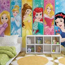 disney wallpaper for bedrooms. wall mural photo wallpaper xxl disney princesses aurora belle ariel (3428ws) wallpaper for bedrooms