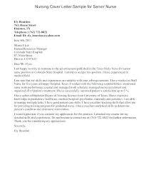 Nurse Cover Letter Samples For It Template Nursing Microsoft