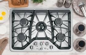 30 gas cooktop. GE Cafe Series CGP350SETSS 30\ 30 Gas Cooktop