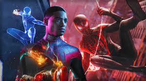 Spider Man Miles Morales PS5 HD ...