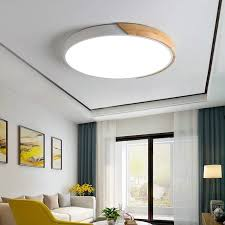 Dimmable Led <b>Ceiling Lights</b> 5cm <b>Ultra Thin Modern Ceiling Lamp</b> ...