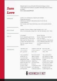 Functional Resume Template Free Download And Gallery Carpenter