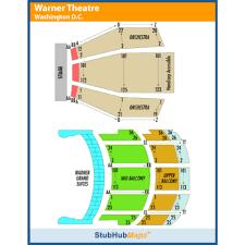 Warner Theatre Events And Concerts In Washington Warner