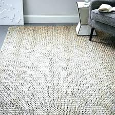 wool and jute rug chevron