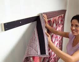 Image result for how hang blankets on wall | Wall Hangings ... & Image result for how hang blankets on wall Adamdwight.com