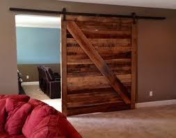 custom barn doors for closets