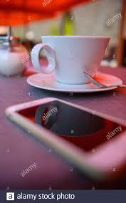 We did not find results for: Magdeburg Germany 10th May 2021 A Cup Of Latte Sits On A Table At A Restaurant Reflected In A Phone Display The Federal Emergency Brake Fell In The State Capital On 09