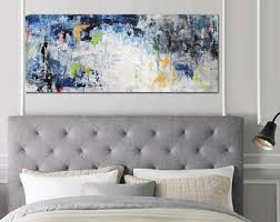 large abstract wall art uk