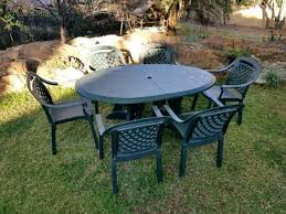 green plastic garden table set and chairs infinity chair kitchen astonishing