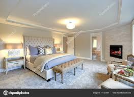 Luxus Schlafzimmer Interior Stockfoto Alabn 171323044