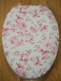 bathroom rugs toilet seat covers french country shabby victorian pink rose cottage chic toilet seat cover bathroom toilet lid covers bath rugs and toilet
