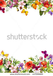Small Picture Butterfly Border Stock Images Royalty Free Images Vectors