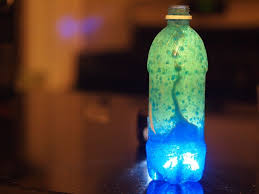 Easy Crafts For Kids Diy Lava Lamp Itsysparks