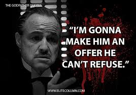 Godfather Quotes Best 48 Fan Favourite The Godfather Quotes EliteColumn