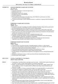 Sample Resume For Experienced Embedded Engineer Embedded Hardware Engineer Resume Samples Velvet Jobs 22